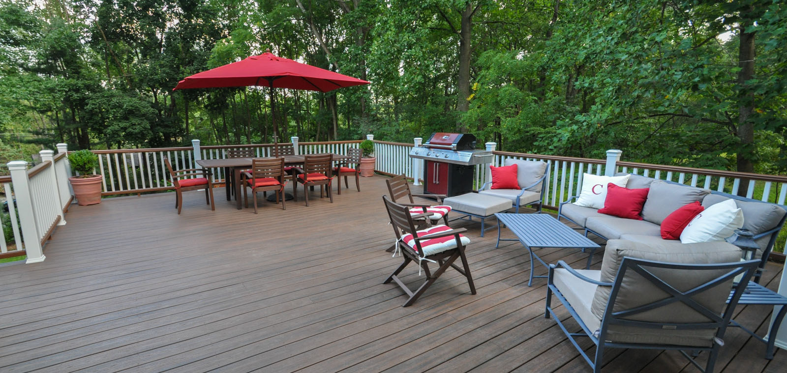 Trex Deck, Trex Transcend - North Jersey