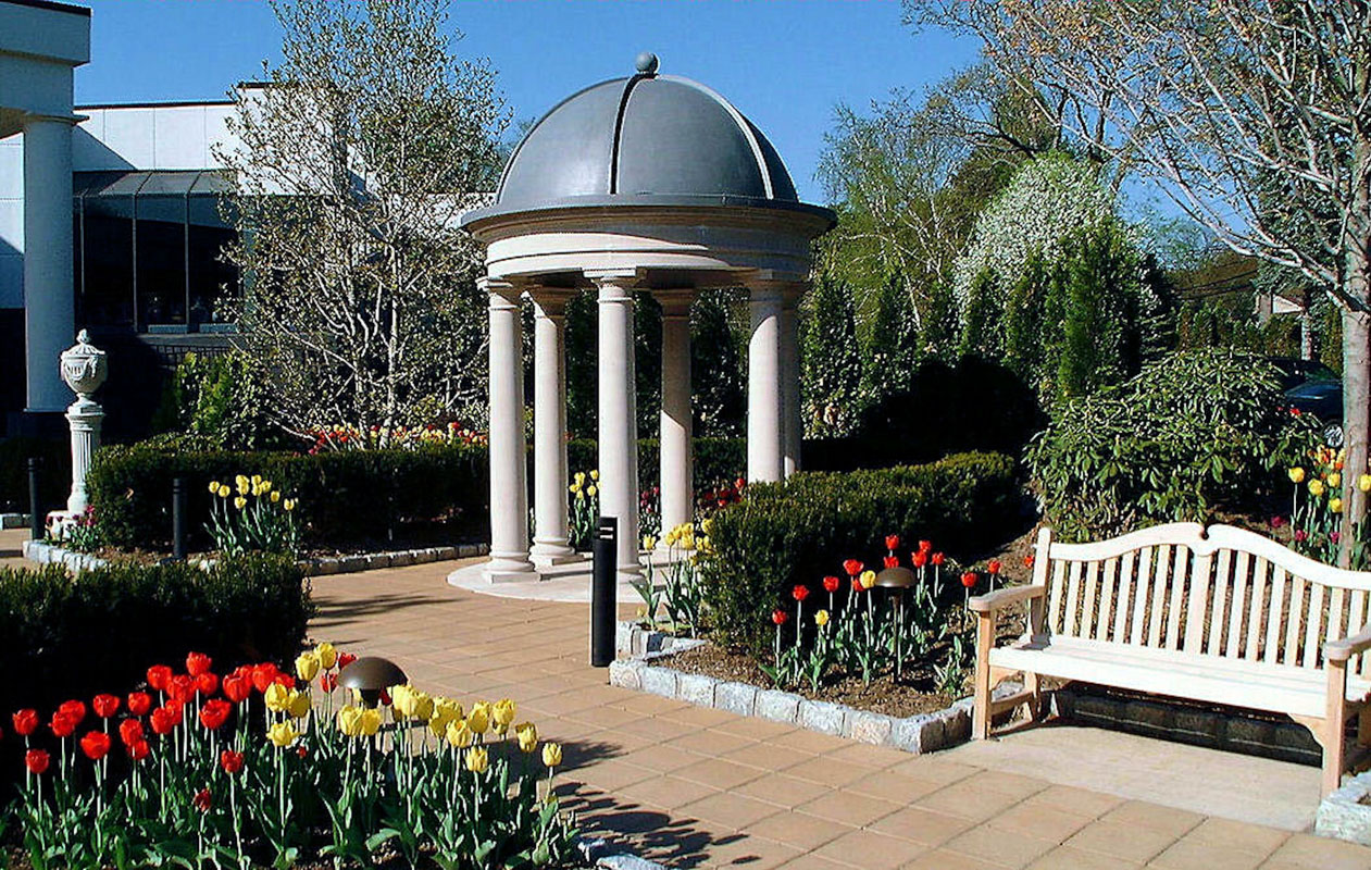 formal landscape design in bergen county nj