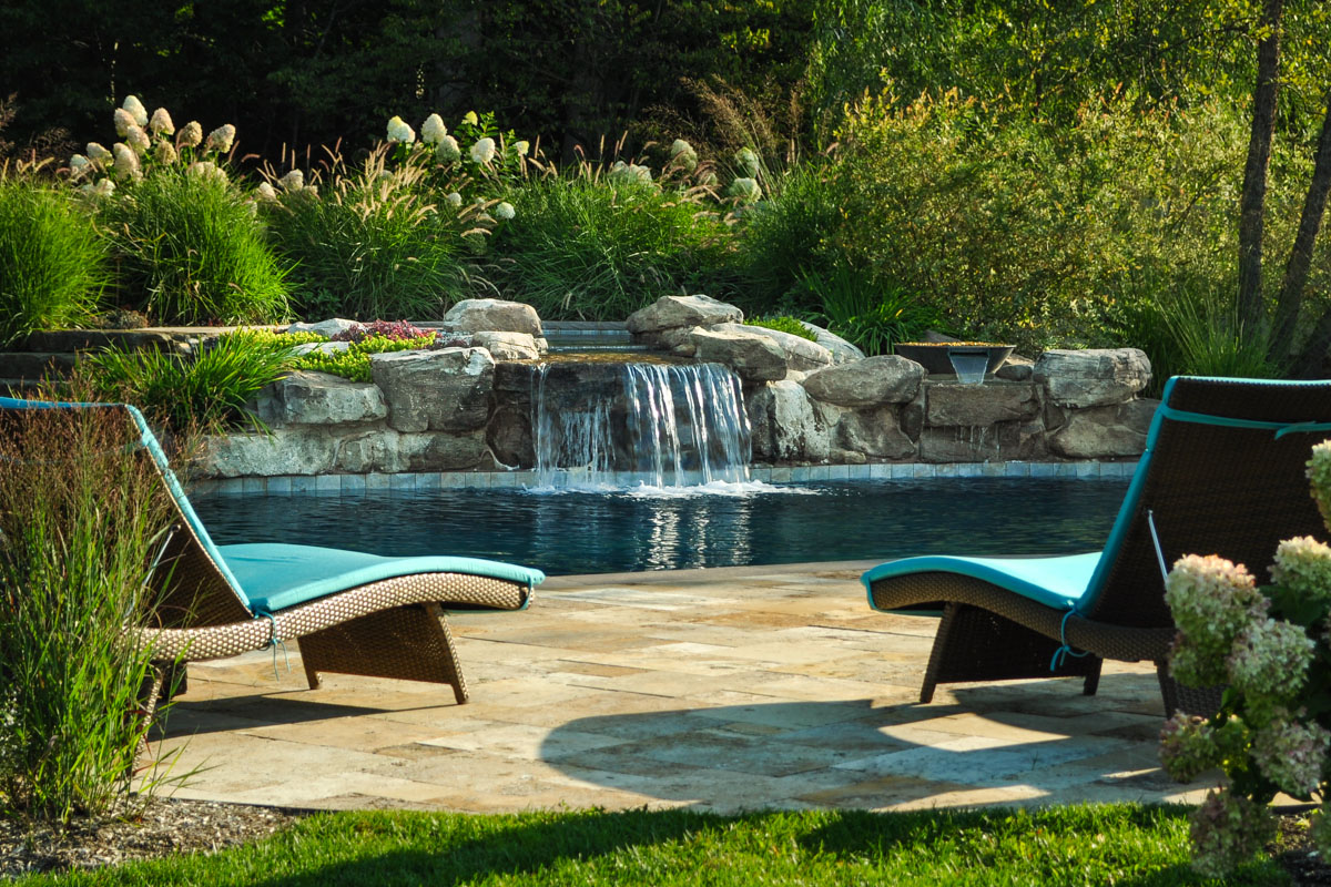 Landscape design services clc landscape design for Pool design services