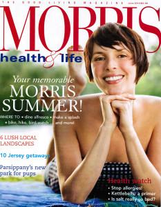Morris, Health & Life Magazine,