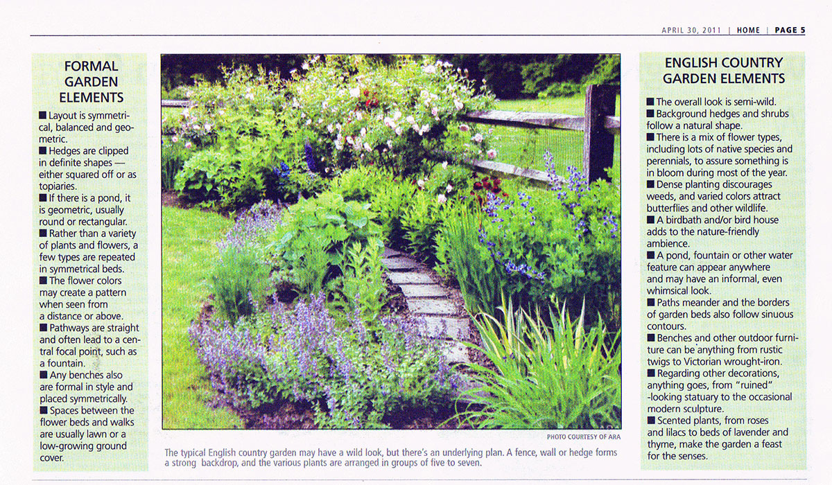 The Record - Formal or Semi-Formal Garden (page 2)