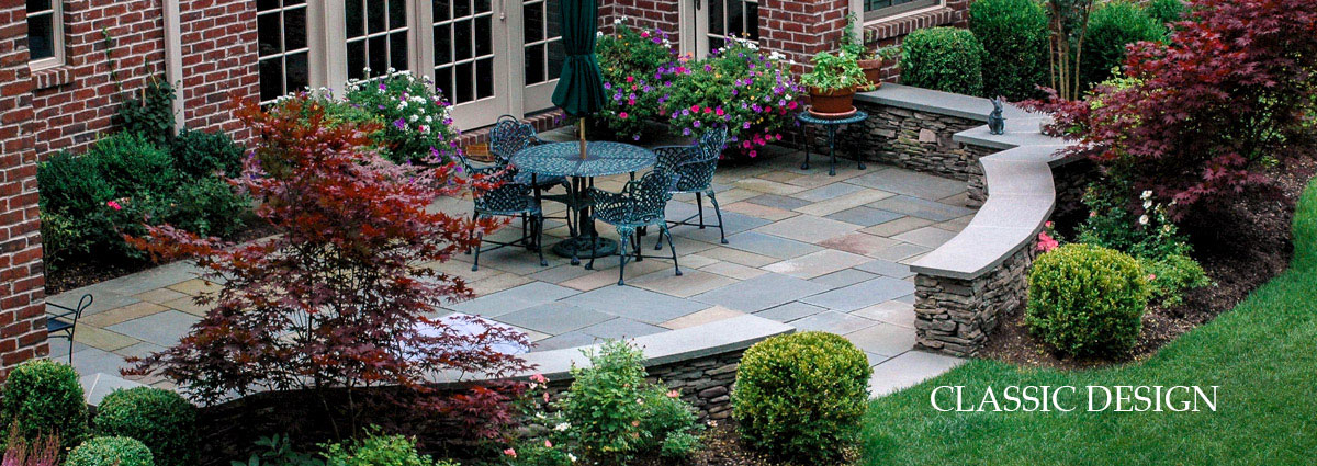 Nice ... Classic Landscape Design Patio ...