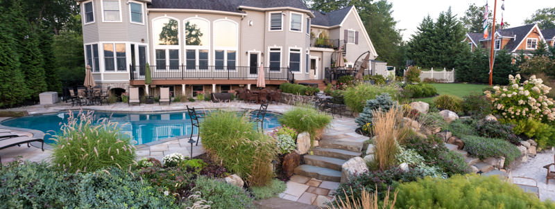 wayne nj backyard landscaping