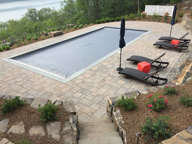 Greenwood lake swimming pool clc landscape design for Deer lake swimming pool schedule