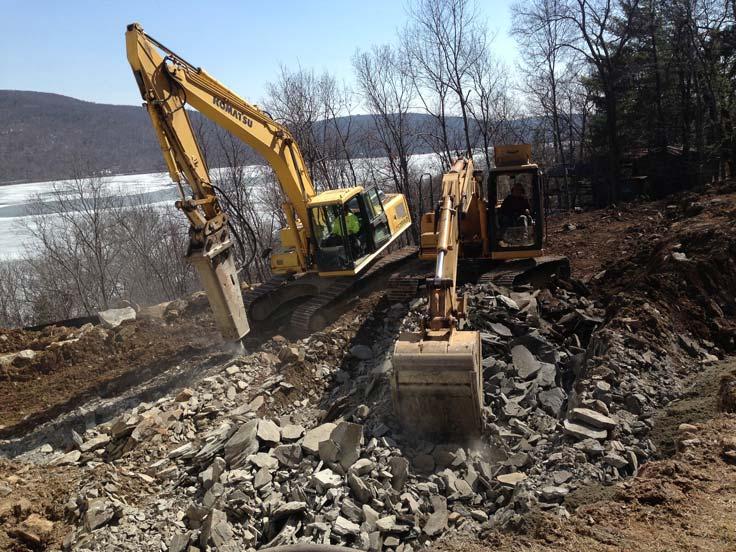 Excavating For NJ Swimming Pool