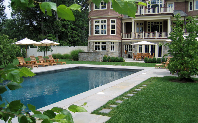 Pool Design Nj Clc Landscape Design - Swimming-pool-designing