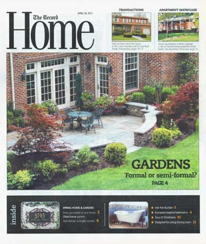 The Record - Formal or Semi-Formal Garden (cover)
