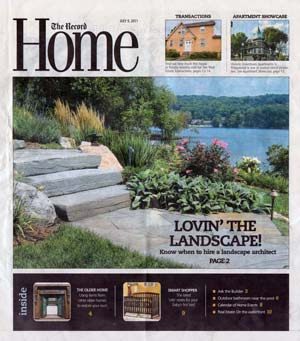 The Record - Home Section - Cover