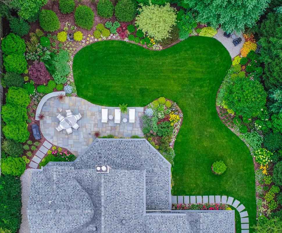 Ho Ho Kus Backyard Landscape Design Clc Landscape Design