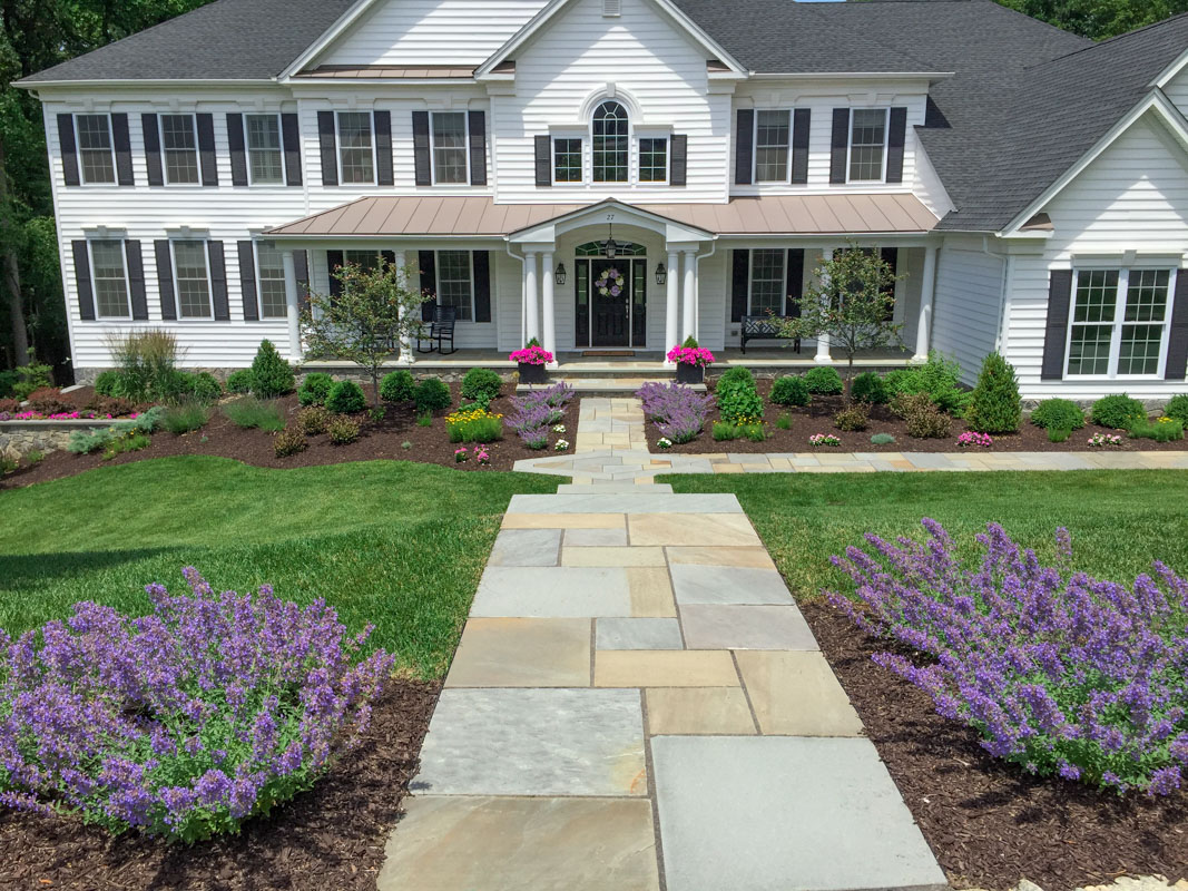 Ringwood new jersey landscape design front mountainside for New landscape design
