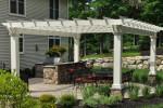 Backyard Landscape - Sparta, NJ   CLC Landscape Design on Sparta Outdoor Living id=72260